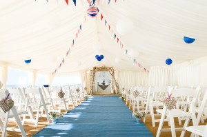 Wedding marquee hire Dorset